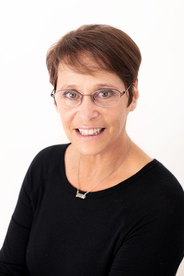 Carol LeBaron headshot