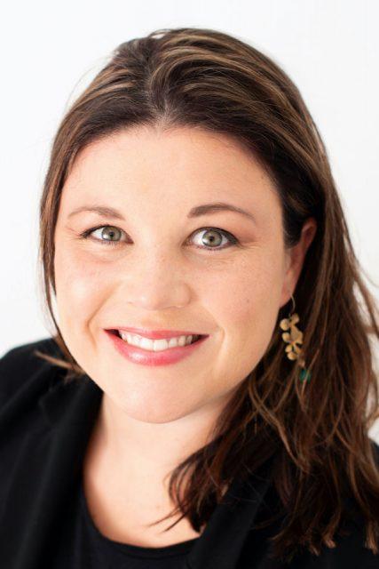 Carrie Hinnant headshot