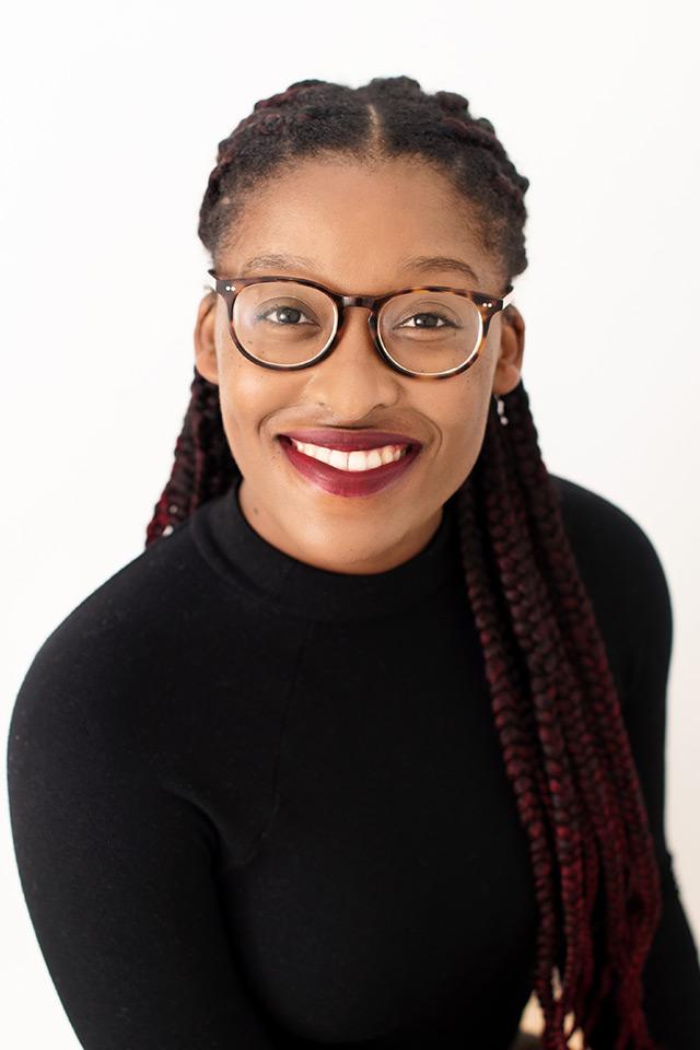 Marley Jean Pierre headshot