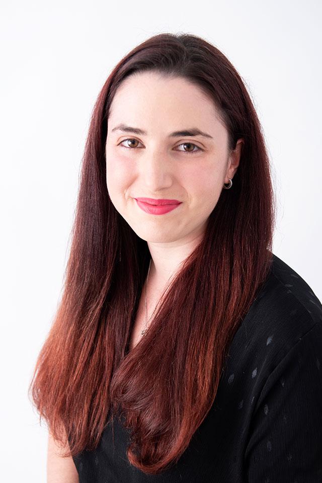 Sarah Lantzman headshot