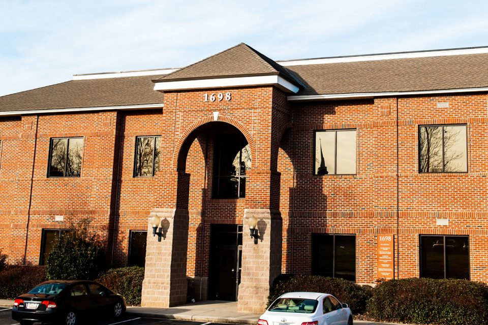 Carolina Therapeutics Fort Mill, SC exterior office space